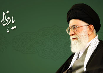 My Leader Syed Ali Al KHamenei hz